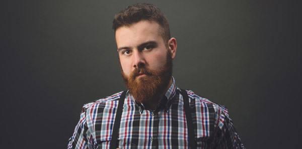 hur ansar man skägg
