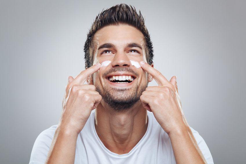 ansiktskräm män test