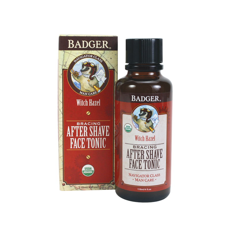 Badger After Shave Face Tonic (118 ml)