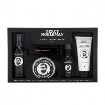 Percy Nobleman Complete Beard Care Kit (made4men)