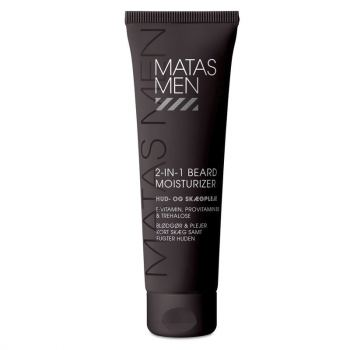 Matas Men 2-in-1 Beard Moisturizer (50 ml)