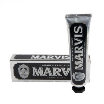 Marvis Tandpasta Licorice Mint (85 ml)