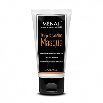 Menaji Deep Cleansing Masque (100 ml) (made4men)
