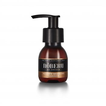 Nõberu Feather Beard Oil Sandalwood (60 ml)
