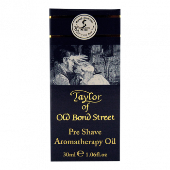 Taylor of Old Bond Street Aromatherapy Pre-Shave Oil (30 ml)
