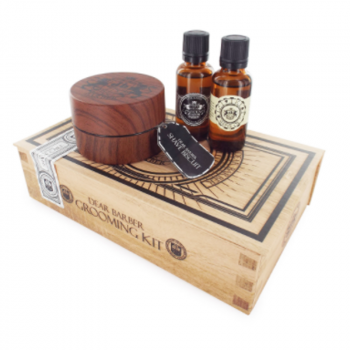 Dear Barber Giftset Collection 4 Shave Care