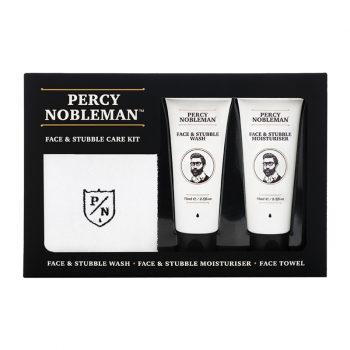 Percy Nobleman Face & Stubble Care Kit (made4men)