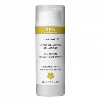 REN Clarimatte T-Zone Balancing Gel Cream (50 ml)