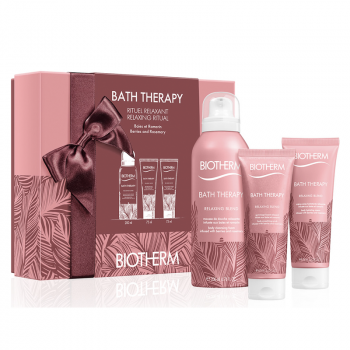 Biotherm Bath Therapy Relaxing Body Set