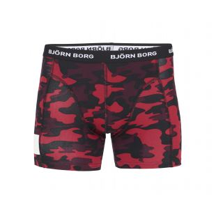 Björn Borg 1-Pack Boxershorts (Racing Red)
