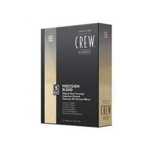American Crew Precision Blend Hair Color Light 7-8 (3 x 40 ml)