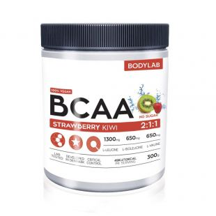 Bodylab BCAA Strawberry Kiwi (300 g)