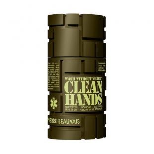 Clean Hands - Wash Without Water (Oliven)