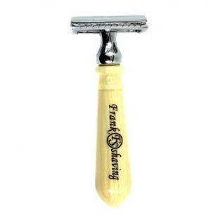 Frank Shaving DE Safety Razor (Vit)