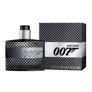 James Bond 007 Eau De Toilette 50 ml.