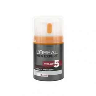 Køb L'Oreal Men Expert Vita Lift 5 Moisturiser (50 ml) for 124.95,-