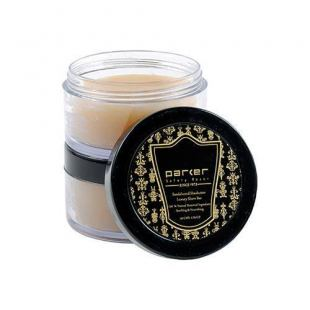 Parker Sandalwood and Shea Butter Shave Soap, 50 g.