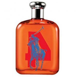 Køb Ralph Lauren Big Pony Orange 4 (75ml) - 355,-