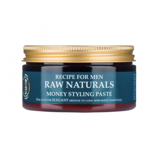 Raw Naturals Money Styling Paste (100 ml) (made4men)