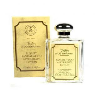 Taylor of Old Bond Street Aftershave Lotion - Sandalwood (100 ml)