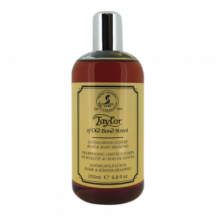 Taylor of Old Bond Street Sandeltræ Hår- og Bodyshampoo (200 ml)