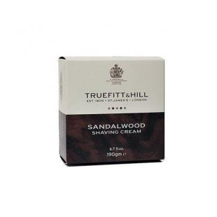 Truefitt & Hill Sandalwood Shave Cream Bowl (190 g)