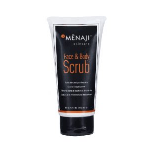 Menaji Face & Body Scrub (170 ml)