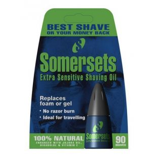 Somersets Extra Sensitive Rakolja (15 ml.)