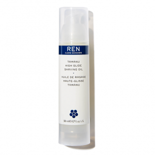 REN Tamanu High Glide Shaving Oil (50 ml) (made4men)