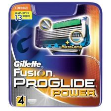 Gillette Fusion Proglide Power Barberblade