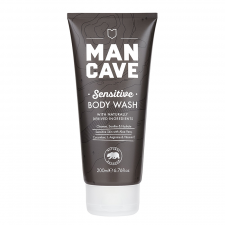 Mancave Sensitive Body Wash 200 ml