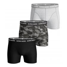 Björn Borg 3-Pack Boxershorts (Black Beauty)