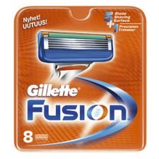 Gillette Fusion Rakblad (8-pack)