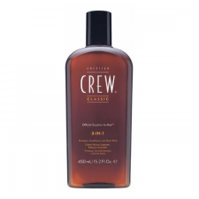 American Crew Classic 3-IN-1 Tea Tree Shampoo (450 ml) (made4men)