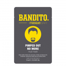 MasqueBar Bandito Pimped Out No More Mud Mask (1 st)