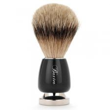 Baxter of California Black Silver Tip Shaving Brush