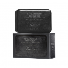Baxter of California Deep Cleansing Bar Charcoal Clay (198 gr) (made4men)