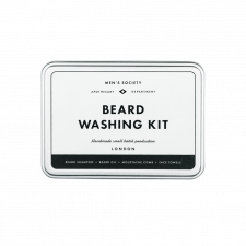 Men's Society Beard Washing Kit