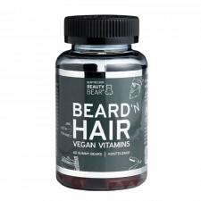 Beauty Bear Beard N HAIR (60 gummies)