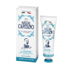 Pasta del Capitano 1905 Smokers Travel Size Toothpaste (25 ml) (made4men)