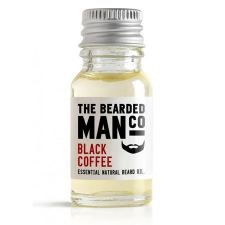 The Bearded Man Black Coffee Beard Oil (10 ml)