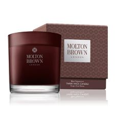 Molton Brown Black Peppercorn - 3 väge duft lys (500 g)