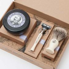 Captain Fawcett Shaving Gift Set (Rak set)