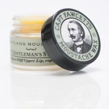 Captain Fawcett Moustache Wax - Skägg Vax (Ylang Ylang, 15 ml)