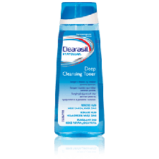 Clearasil StayClear Deep Cleansing Toner