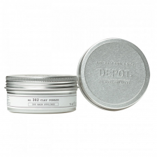 Depot No. 302 Clay Pomade (75 ml) (made4men)