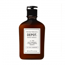 Depot No. 102 Anti Dandruff & Sebum Control Shampoo (250 ml) (made4men)
