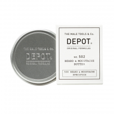 Depot No. 502 Beard & Moustache Butter (30 ml) (made4men)