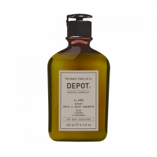 Depot No. 606 Sport Hair & Body Shampoo (250 ml) (made4men)