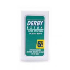 Derby Extra Double Edge Rakblad (5 stk)